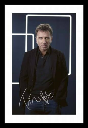 TIM ROTH AUTOGRAPHED SIGNED /& FRAMED PP POSTER PHOTO