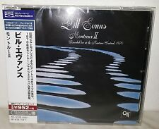 BLU-SPEC CD BILL EVANS - MONTREUX II - JAPAN - KICJ-2328 - NUOVO - NEW