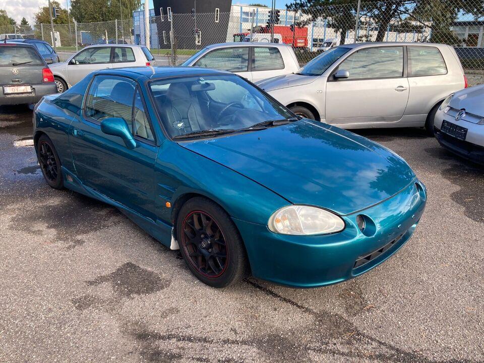 Honda CRX 1,6 Del Sol ESi Benzin modelår 1995 km 215000