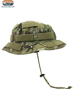 BRITISH SPECIAL FORCES HAT  BTP OR DPM  ARMY MILITARY  BOONIE Polycotton ripstop