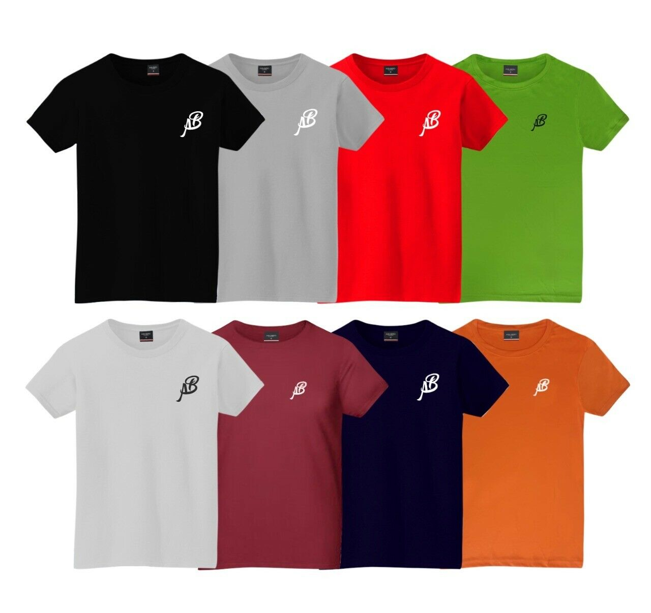 Man's Breathable T-Shirt Cool Dry Running Sports Training Wicking Jersey Gym Top