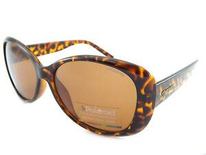 POLAROID-women-039-s-Brown-Havana-Sunglasses-Polarized-Brown-Lenses-PLD4014-V08