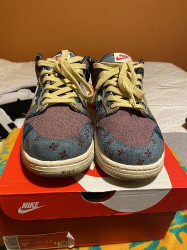 Size 9.5 - Nike Dunk Low Lemon Wash