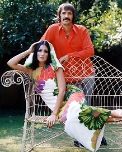 SONNY-AND-CHER-estampado-Cartel-61x50-8cm