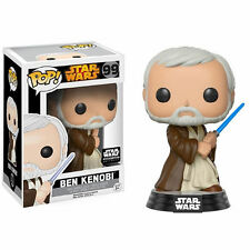"EXCLUSIVE STAR WARS BEN KENOBI SMUGGLER'S BOUNTY 3.75"" POP VINYL FUNKO"