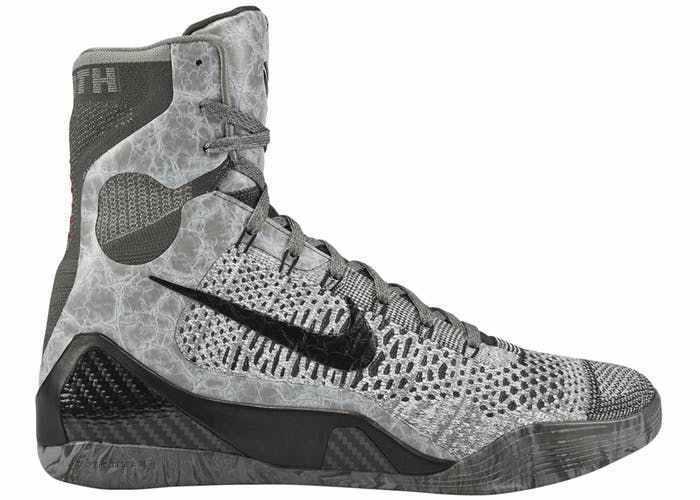 Nike Kobe 9 IX IX IX Elite Detail Size 8.5. 630847-003. jordan beethoven bhm x f87d01