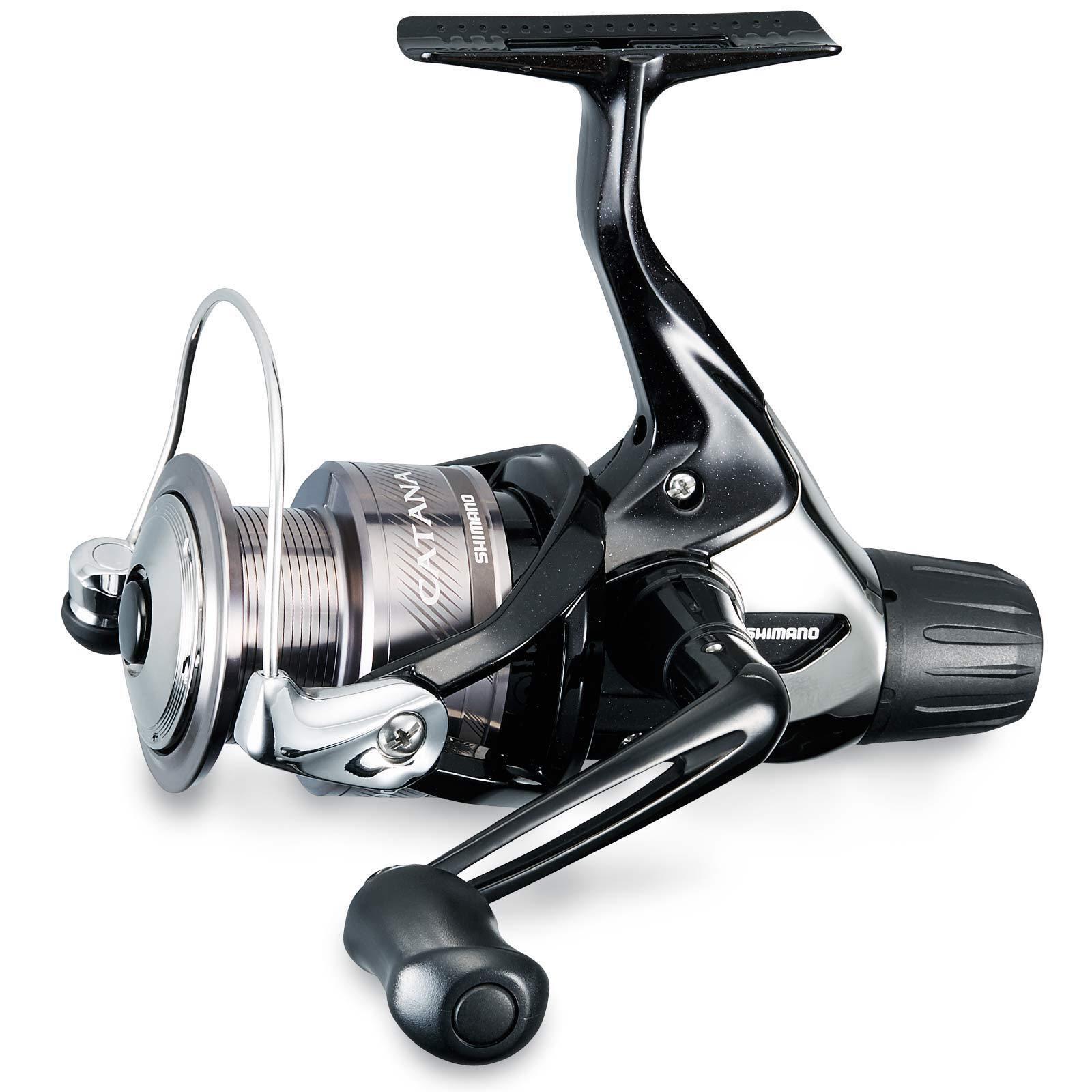 Cocherete de pesca Shimano trasero Drag Reel - Catana 2500 RC