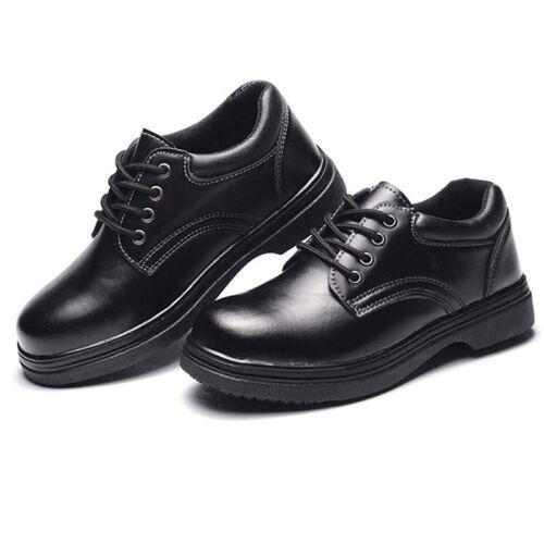 Men/'s Chef Shoes Steel Toe Non-slip Waterproof Oil-proof Kitchen Insurance Good