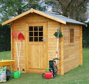 casetta in legno 2x2