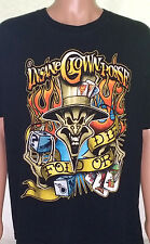 ICP Insane Clown Posse All Jokers Cards Tshirt Hatchetman Ringmaster XL RARE