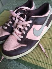 Nike Sneakers Burgundy And Pink Women's Size 8