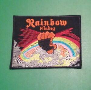 Rainbow Patch Punk Rock Heavy Metal Pop Music Sew/Iron On Badge
