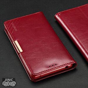 Genuine-Leather-Book-Case-Flip-Cover-Pouch-for-SONY-Xperia-Z3-Plus-Z4-E6553