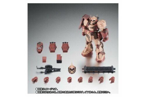 Robot Damashii side MS MS-06D Zaku Desert Type Caracal Corps ver A.N.I.M.E