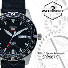 Seiko 5 Sport Automatic Watch SRP667K1