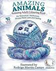 Relaxing Adult Coloring Book: Amazing Animals by Relaxation4 Me (Paperback / softback, 2016)