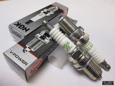NGK Resistor Sparkplug BKR7E for Polaris RANGER 700 CREW 2008-2009