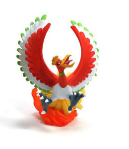 POKEMON-HeartGold-Version-Limited-Collector-039-s-Edition-Ho-Oh-FIGURE-VERY-RARE