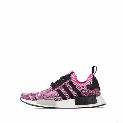 Adidas NMD_R1 Primeknit Damenschuhe pinkschwarz | eBay