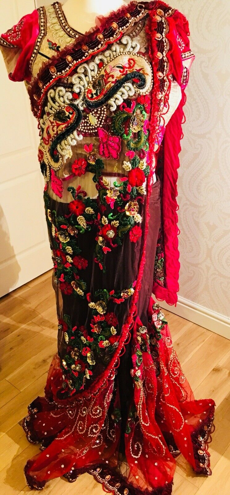 Indian Pakistani Clothes Lehenga Choli  For Wedding   Party   Reception