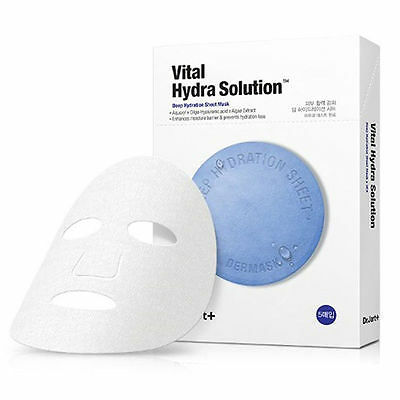Dr.Jart+ Dermask Vital Hydra Solution Deep Hydration Sheet Mask 25g X 5ea AU