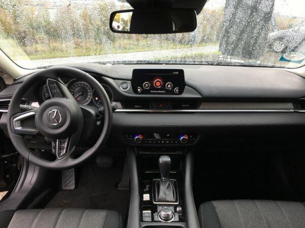 Mazda 6 2,0 Sky-G 165 Premium stc. aut. billede 9