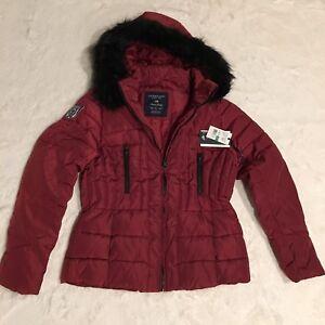 Assn L Jacket Puffer Dame Størrelse Polo Us wC0qFF