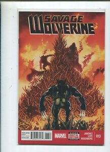 Savage-Wolverine-13-Jimenez-Lope-RosenbergNew-Near-Mint-MD2