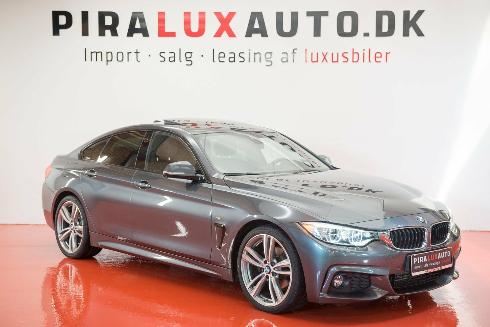 33092c64 Brugt BMW 420d 2,0 Gran Coupé M-Sport aut. til salg - Bilbasen