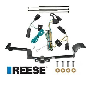 Reese Trailer Tow Hitch For 09-20 Ford Flex w/ Wiring Harness Kit | eBayeBay