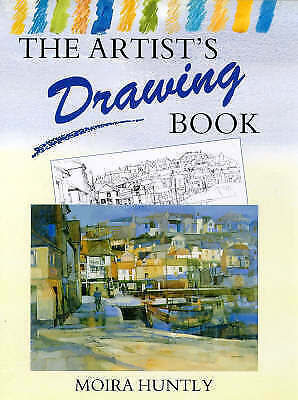 """""""AS NEW"""" The Artist's Drawing Book, Huntly, Moira, Book"""