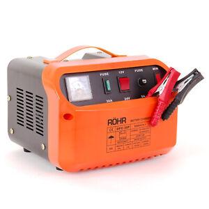 Rohr-Voiture-Chargeur-de-Batterie-Intelligent-regenerateur-demarreur-30P-12V-24V