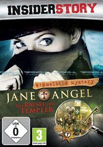Jane-Angel-Das-Raetsel-der-Templer-fuer-Pc-Neu-Ovp