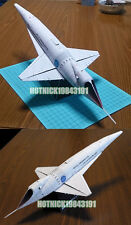 3D Paper Model Kit 2001: A Space Odyssey Orion Ⅲ Space Clipper DIY Handcraft Toy