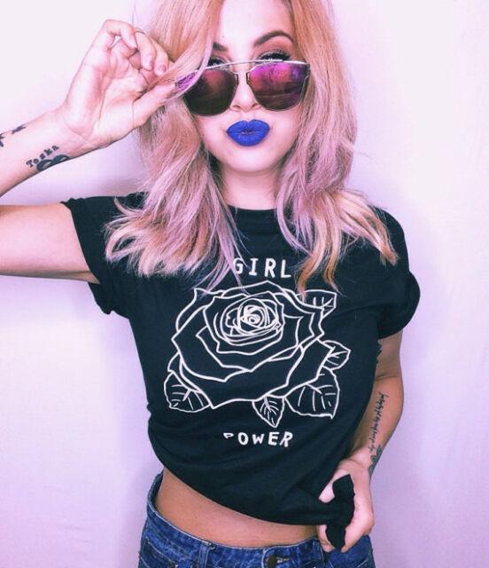Feminist Shirt Girl Power T Shirt Feminism Tee Women's Feminist Tee