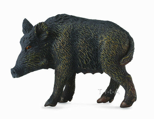 New in Package FREE SHIPPINGCollectA 88364 Wild Sow Hog Forest Replica