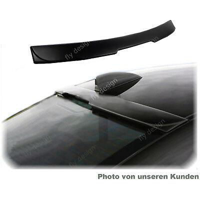 DACHSPOILER FLÜGEL passend BMW 5er E60 M5 Limousine-Type A Rooflip becquet lèvre