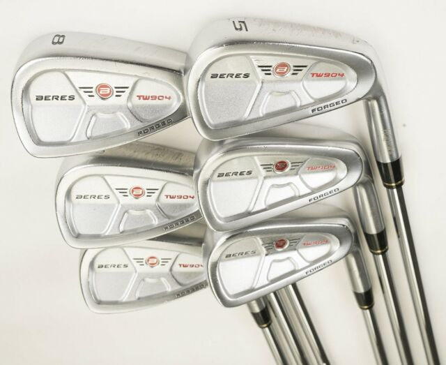 b8bf3f9621a HONMA Golf Iron Set Beres TW 904 6set Flex S B2195 for sale online ...