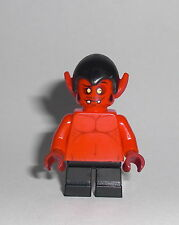 LEGO Nexo Knights - Bibliothekar - Figur Minifig Buch Bookkeeper Jestro 70323