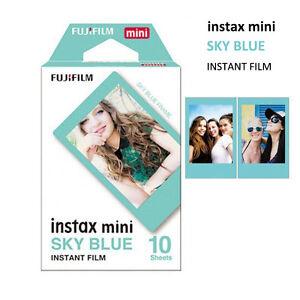 e32c5a9e7a3c Fujifilm Fuji Instax 10 SKY BLUE Film - Instant Mini 7s 8 50 90 ...