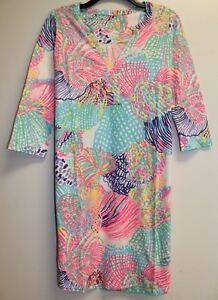 09a70892007c33 Lilly Pulitzer - SALE - Ali Dress - Multi Roar Of The Sea - S - NWOT ...