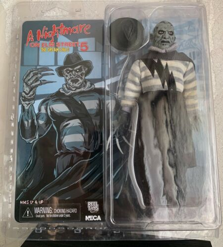 NECA A Nightmare On Elm Street 5 Freddy Clothed Retro Figure The Dream Child