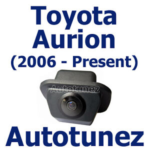 Car-Reverse-Rear-View-Parking-Camera-Toyota-Aurion-Reversing-Backup-Safety-OEM