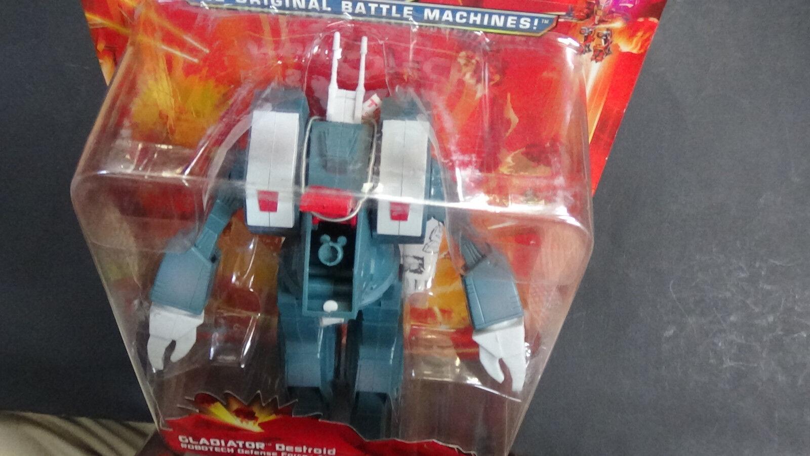 Robotech Exo Squad Gladiator Destroid 7