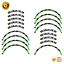 "STAR SAM® Bike Wheel Rim Stickers TREK EX FUEL 8 MTB 29/"" Adhesives Bike Decals"