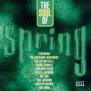 THE-SOUL-OF-SPRING-VOLUME-1-Various-NEW-amp-SEALED-70s-SOUL-CD-KENT-NORTHERN-R-amp-B