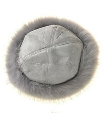 765ffa89a4c Faux Fake Fur Hat with Fleece Russian Cossack Winter Ladies Women fashion  style