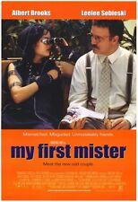 MY FIRST MISTER - 2001 - Orig 27x40 movie poster - LEELEE SOBIESKIE - Indy Film