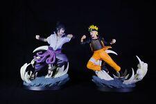 Naruto & Sasuke Statue AS HQS Tsume