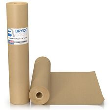 Brown Kraft Paper Roll 18 X 1200 100 Made In The Usa Ideal For Pack